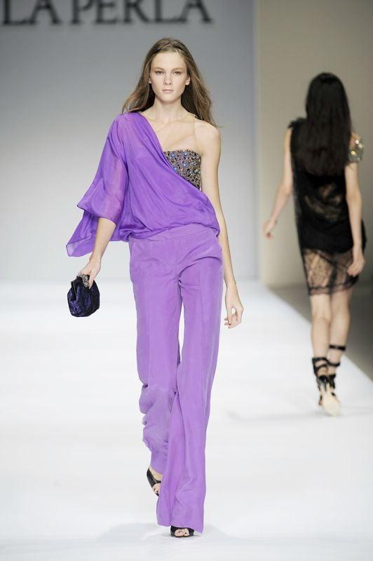 Milan Fashion Week: La Perla Spring 2009