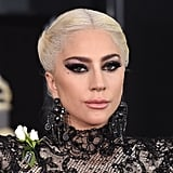 Lady Gaga at the Grammys 2018