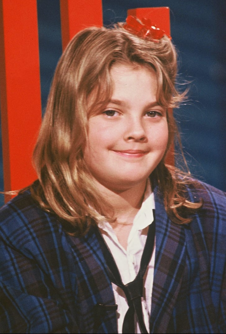 1985 | Drew Barrymore Pictures Over the Years | POPSUGAR ...