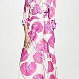 Diane von Furstenberg Floor Length Dress