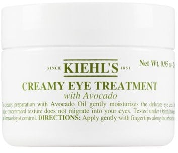 Moms are always in need of a great eye cream.  Kiehl's Jumbo Creamy Eye Treatment With Avocado ($48)