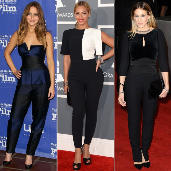 Jumpsuits on the Red Carpet | POPSUGAR Fashion