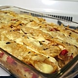 Freezer-Friendly King Ranch Chicken Casserole