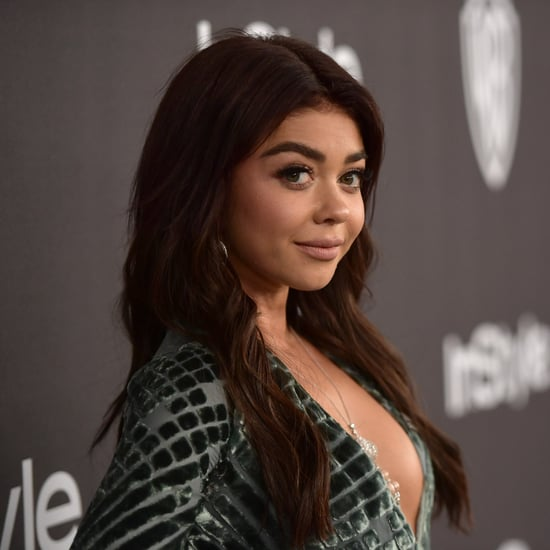 Sarah Hyland Shag Haircut March 2019