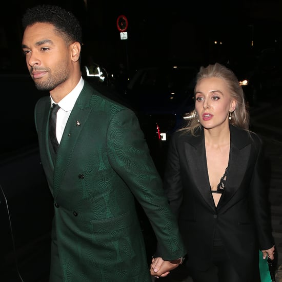 Regé-Jean Page and Emily Brown's Date Night at the GQ Awards