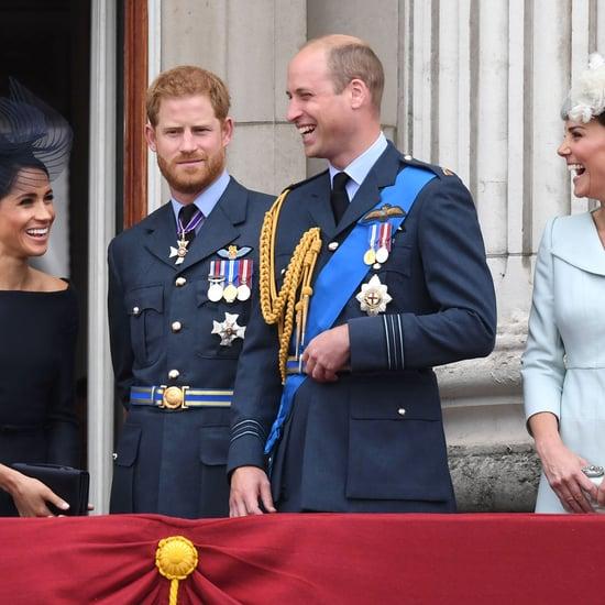 Prince George Is Unimpressed