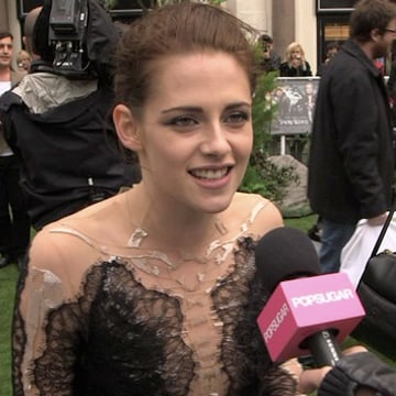 Kristen Stewart Snow White and the Huntsman UK Premiere Interview (Video)