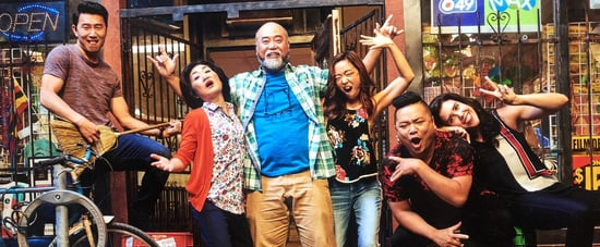 See the Kim's Convenience Cast Series Finale Goodbye Posts