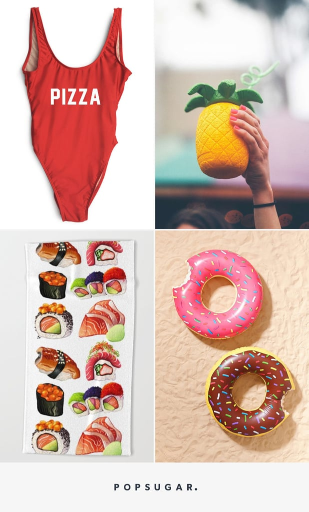 Beach Gear For a Foodie