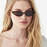 Nova Slim Cat-Eye Sunglasses