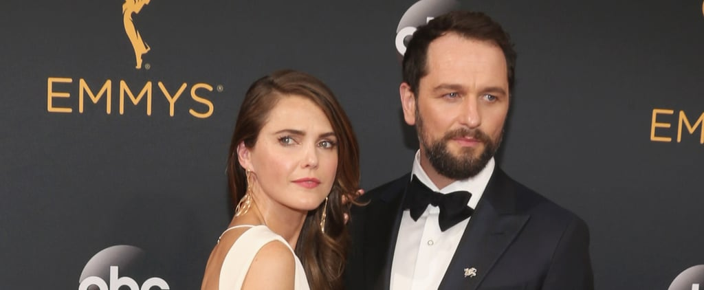 Keri Russell and Matthew Rhys Look Like an Absolute Dream at the Emmys