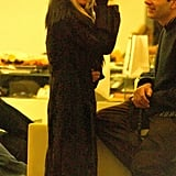 Kate showed support for pal Marc Jacobs by shopping at one of his NYC stores in November of 2005.