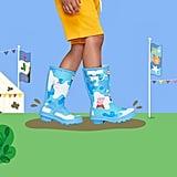 Hunter x Peppa Pig Rain Boots — Blue