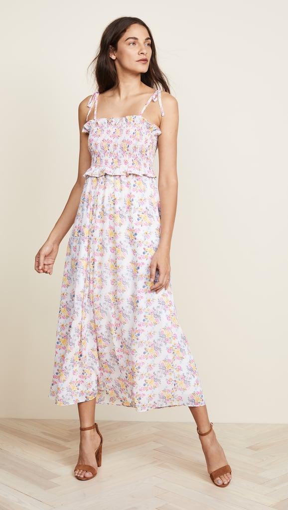 3e67a850bd Kos Resort Lace Maxi Dress
