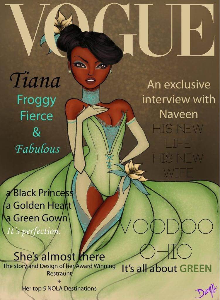Vogue Tiana
