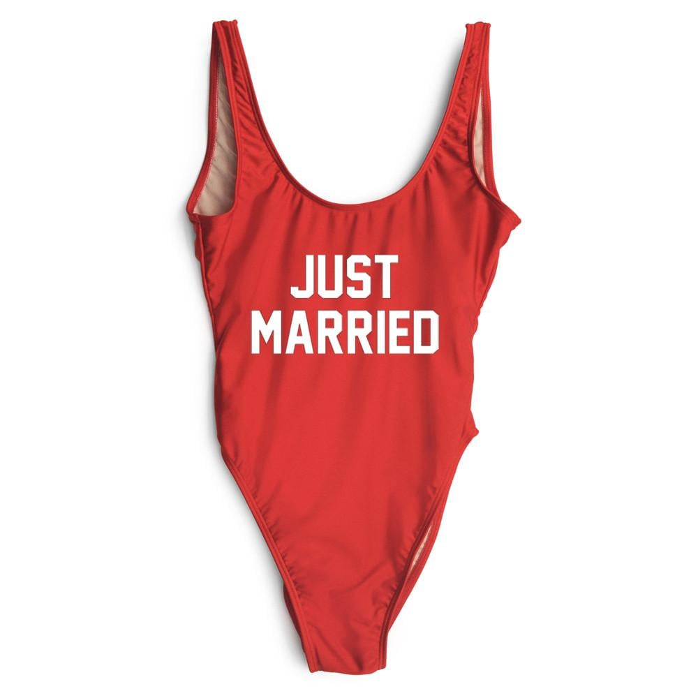 Private Party Just Married Swimsuit