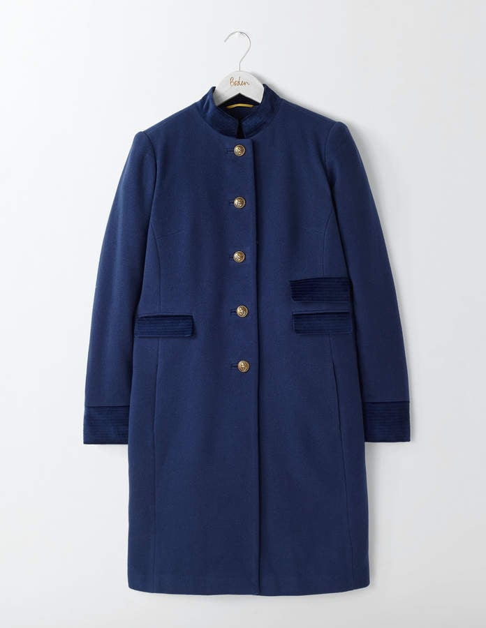 Boden Marie Military Coat