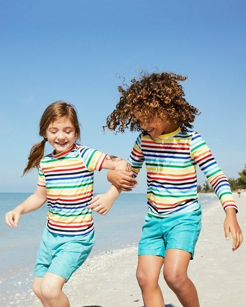 Cute Rash Guards For Kids