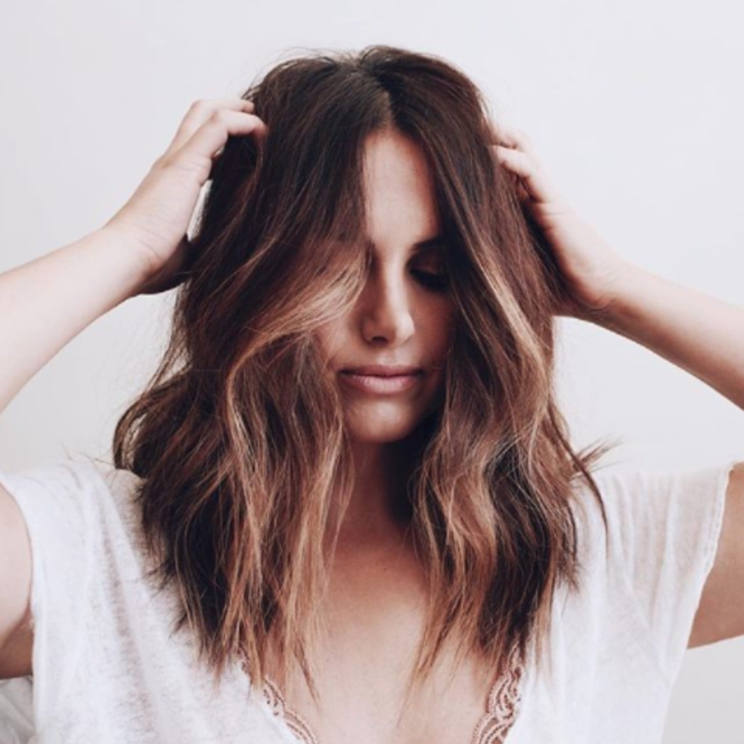 How To Curl Hair With Straighteners Popsugar Beauty Australia