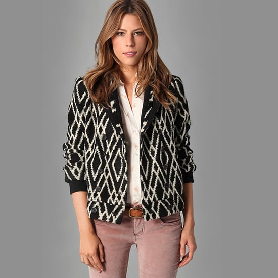 Tucker Zigzag Jacket, $575