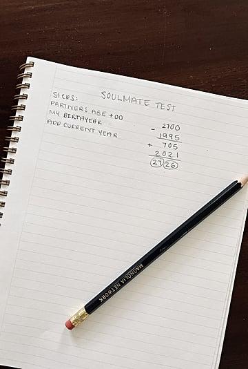 How to Do the TikTok Soulmate Test Trend