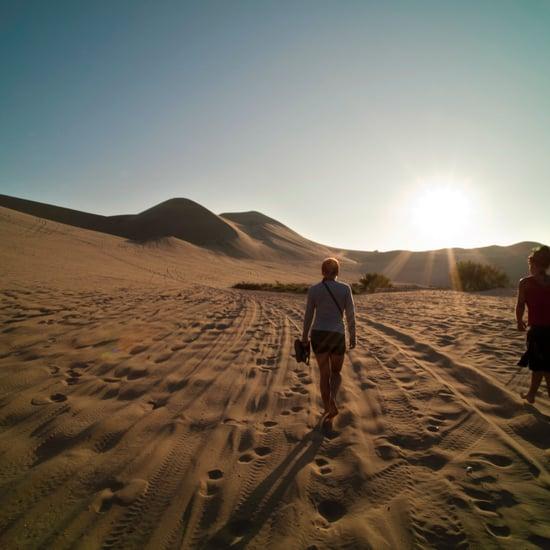 أوّل مرشدة سياحيّة في المملكة العربيّة السعوديّة