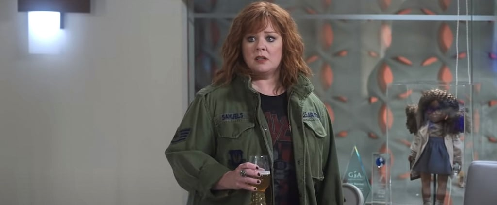 Melissa McCarthy and Daughter Share a Role in Thunder Force