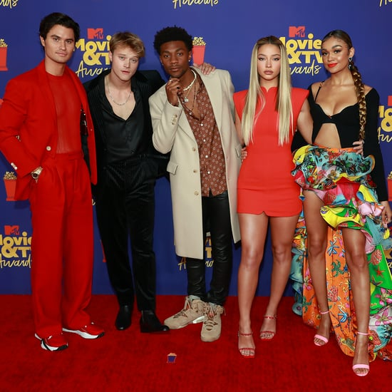 See the Outer Banks Cast at the MTV Movie and TV Awards 2021