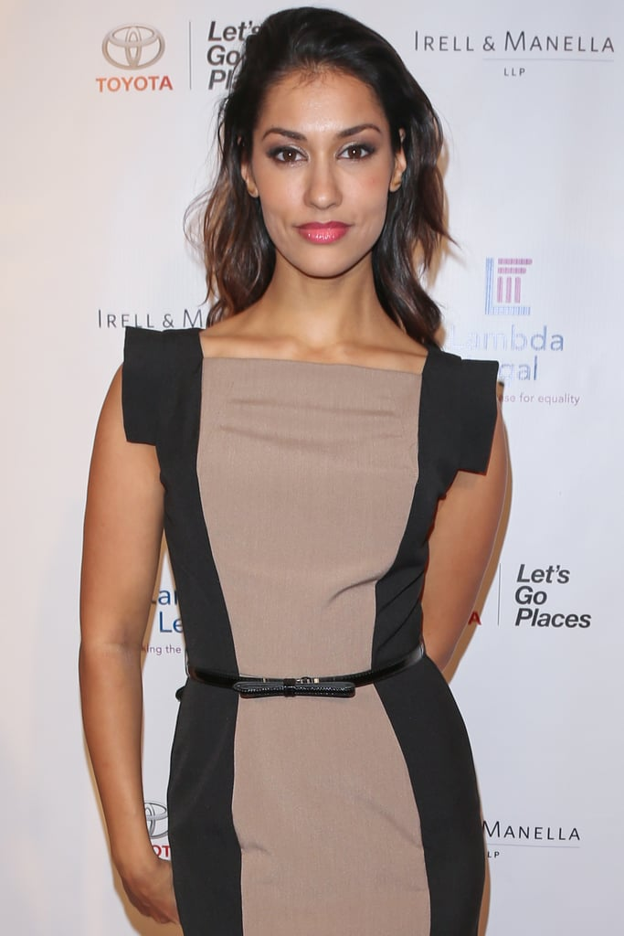 """True Blood's Janina Gavankar joined The Vampire Diaries in a recurring role. She'll play a mysterious woman who comes to Mystic Falls to """"rekindle an old flame."""""""