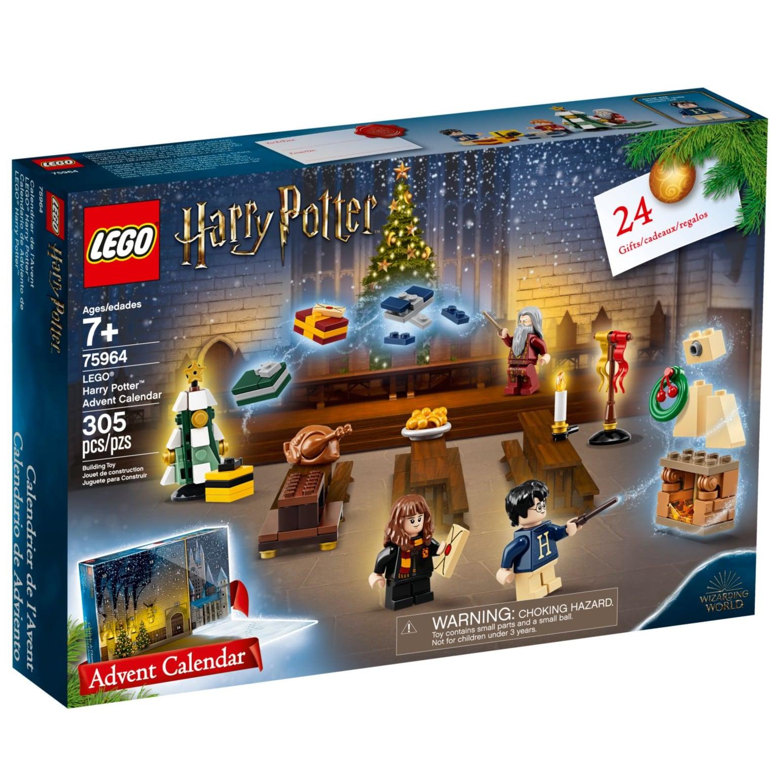 Lego Harry Potter and Star Wars Advent Calendars 2019 | POPSUGAR ...