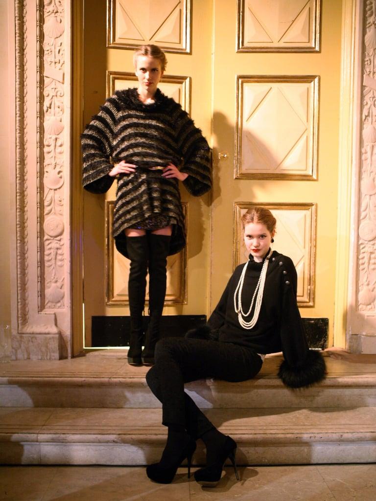 Fall 2011 New York Fashion Week: Alice + Olivia 2011-02-15 11:04:04