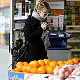 Nicole at Whole Foods