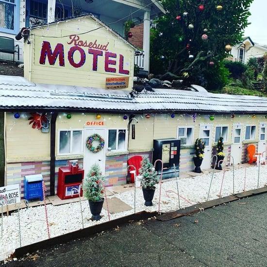 Schitt's Creek Fan Creates Rosebud Motel Replica in Seattle