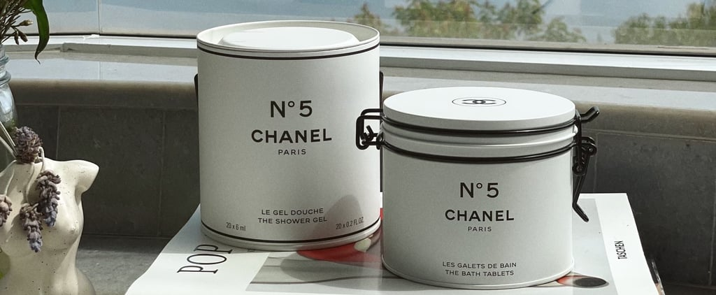 Chanel Factory 5 Bath Tablets Review With Photos