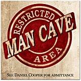Man Cave Canvas Wall Art