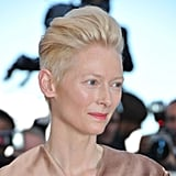 Tilda Swinton at the Moonrise Kingdom Screening