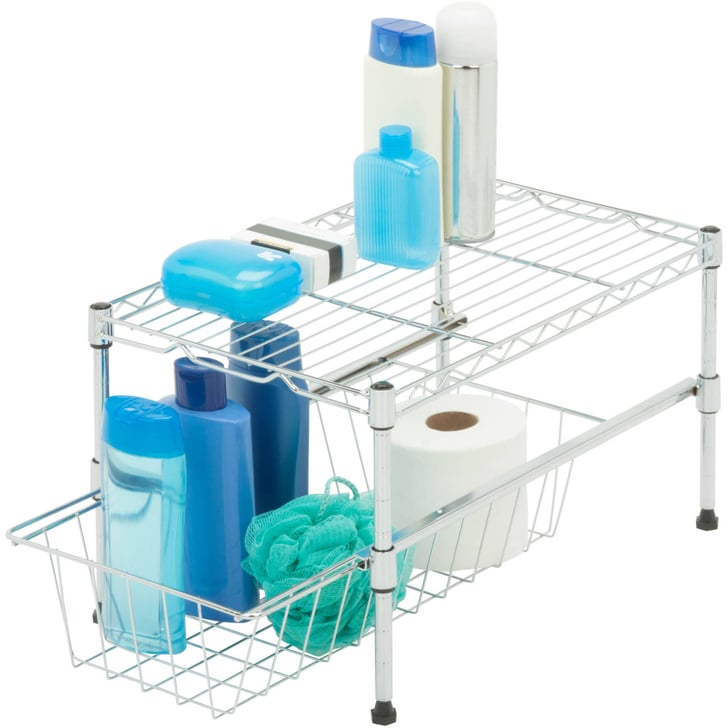 Mainstays Expandable Under The Sink Mesh Organizer Best