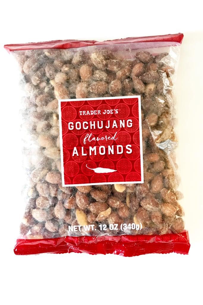 Gochujang Almonds ($5)