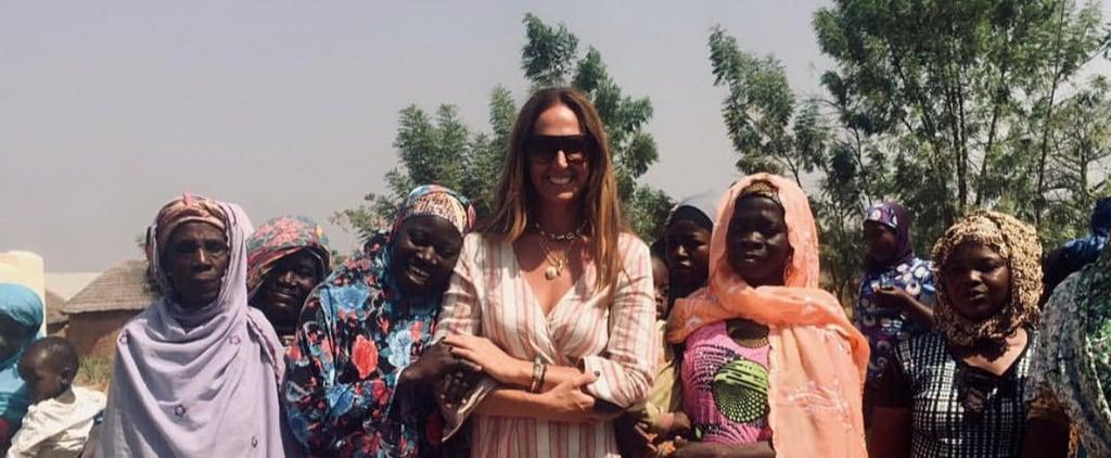 Tash Sefton Sustainable Beauty Interview 2019