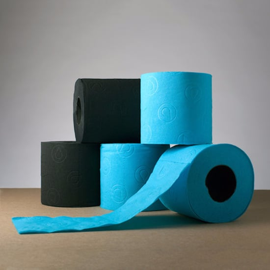 Colorful Toilet Paper