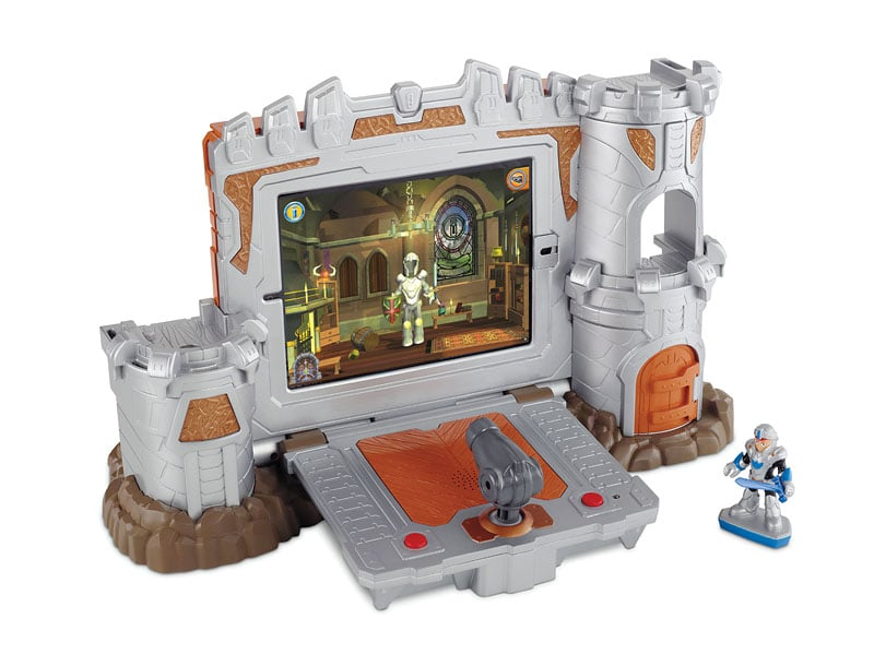 Fisher-Price Imaginext Apptivity Fortress