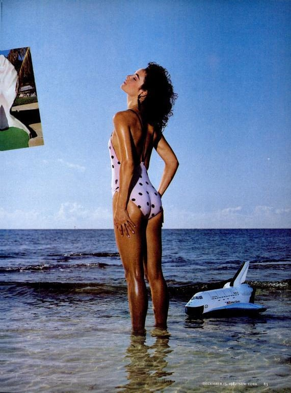 Dec. 1982: A Place In the Sun