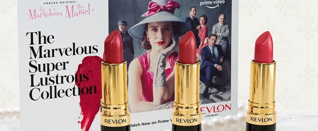Revlon Marvelous Mrs. Maisel Lipstick Collection