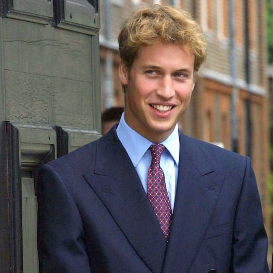 Pictures of Prince William Through the Years
