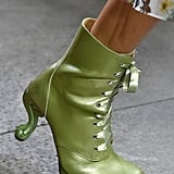 Anna Sui Shoes on the Runway at New York Fashion Week