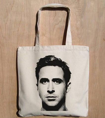 Ryan Gosling Tote Bag