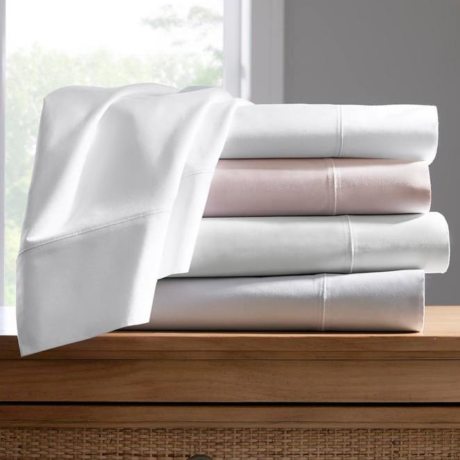 Home Decorators Collection 600 Thread Count Supima Cotton Sateen 4-Piece Queen