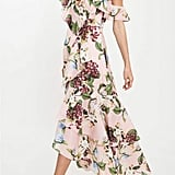 Latiste Floral Ruffle Dress