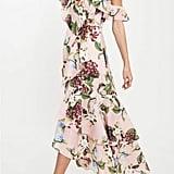 Latiste Floral Ruffle Dress