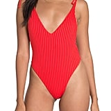Billabong Sunny Rib One-Piece Swimsuit